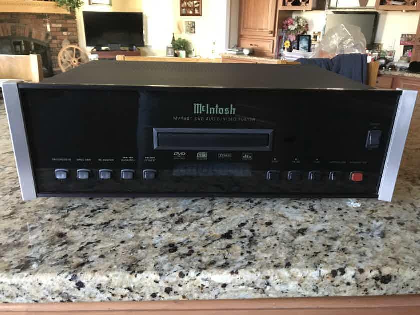 McIntosh MVP-851 Balanced CD/DVD player