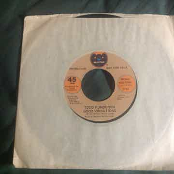 Todd Rundgren - Good Vibrations Promo 45 Single Mono/St...