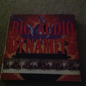 Big Audio Dynamite - Megatop Phoenix Direc Metal Master...
