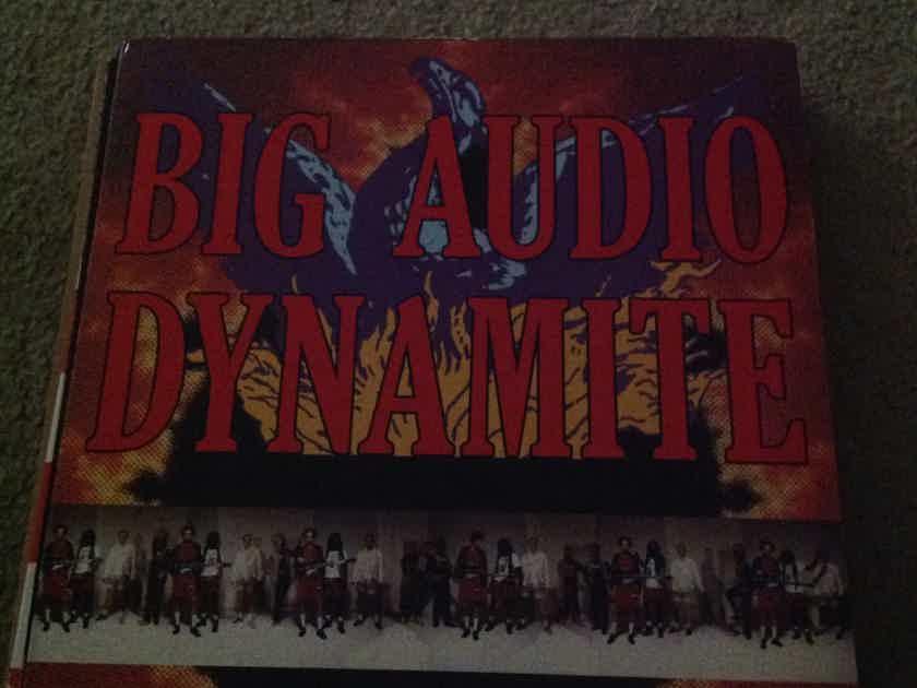 Big Audio Dynamite - Megatop Phoenix Direct Metal Master Vinyl Columbia  Records LP NM