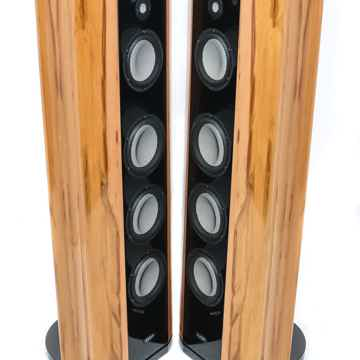 Black Falcon Floorstanding Speakers