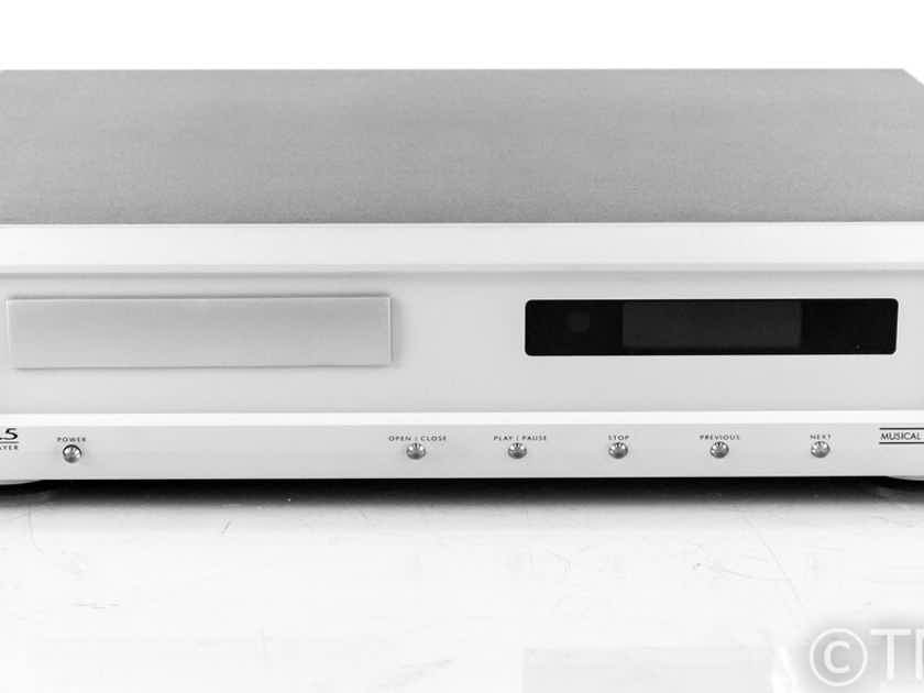 Musical Fidelity A3.5 CD Player; A-3.5; Remote (21675)
