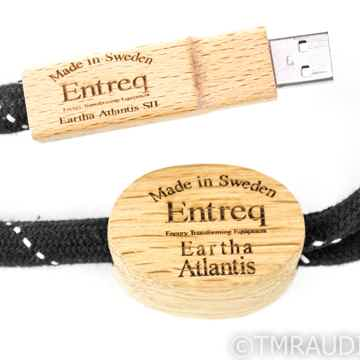 Entreq Eartha Atlantis SII USB Grounding Cable