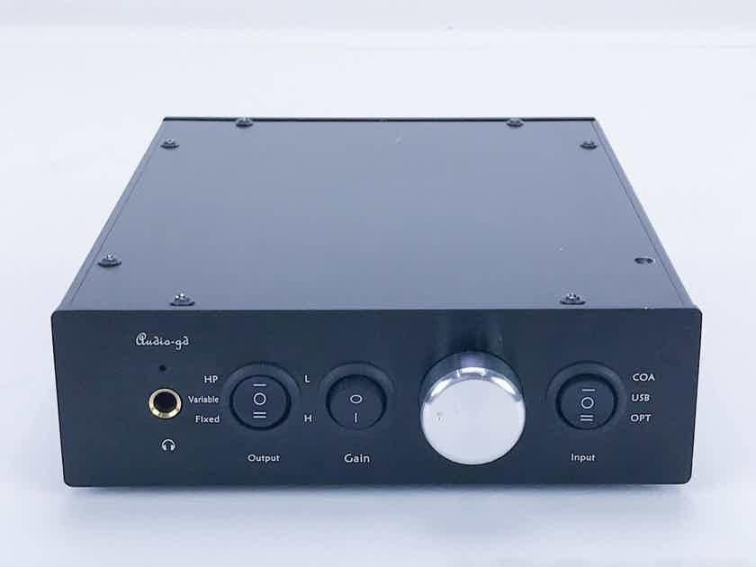 Audio GD NFB 11.28 Headphone Amplifier / DAC (16547)