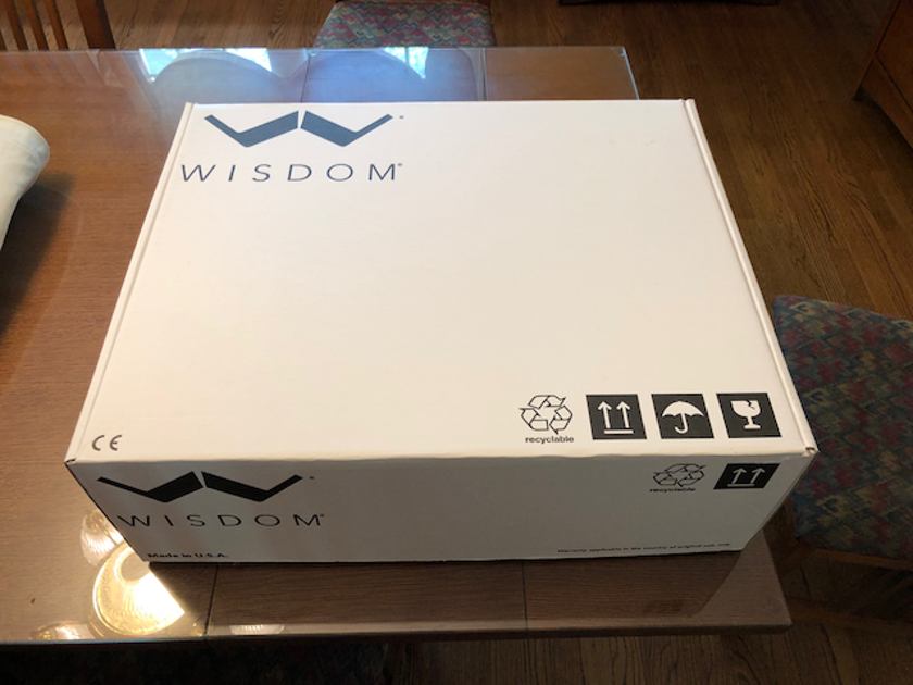 Wisdom Audio SC-1 w/Audyssey Pro Calibration Kit