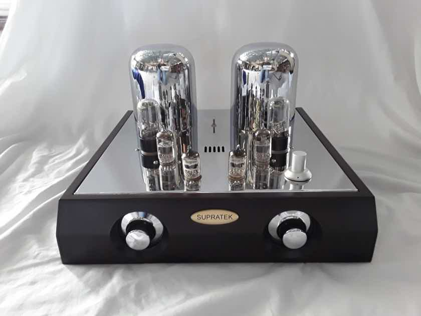 Supratek Cortese LCR Phono and Line-stage.