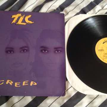 TLC Creep 12 Inch EP 4 Versions LaFace Records