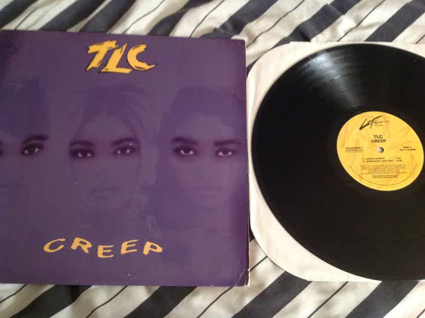 TLC Creep 12 Inch EP 4 Versions LaFace Records