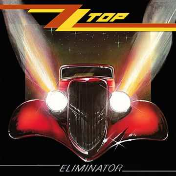 ZZ Top Eliminator-180g WEA Import LP