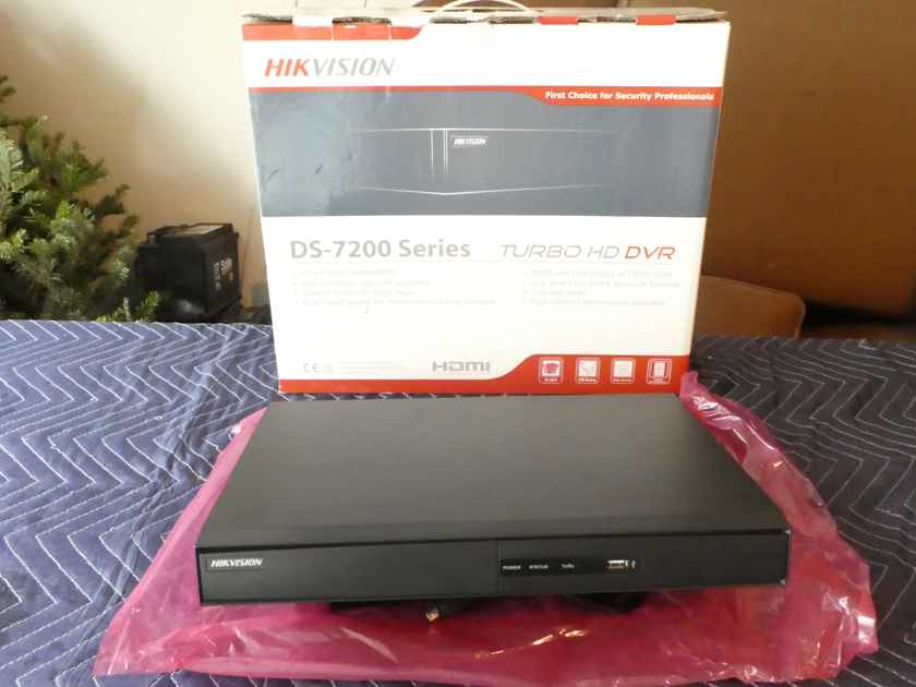Hikvision DS-720