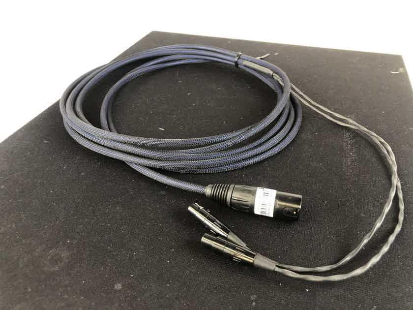 Moon Audio - Blue Dragon Headphone Cable - 14'