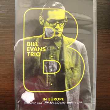 Bill Evans trio in Europe