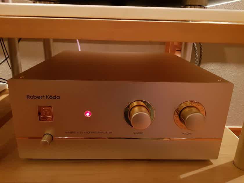 Robert Koda Takumi K15 EX REFERENCE Pre-Amplifier Low Hours