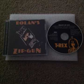 T. Rex - Bolan's Zip Gun Polygram Chronicles Records Co...