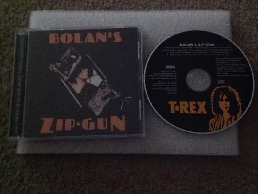 T. Rex - Bolan's Zip Gun Polygram Chronicles Records Compact Disc