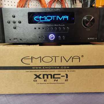 Emotiva XMC-1