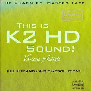 This is K2 HD Sound from FIM