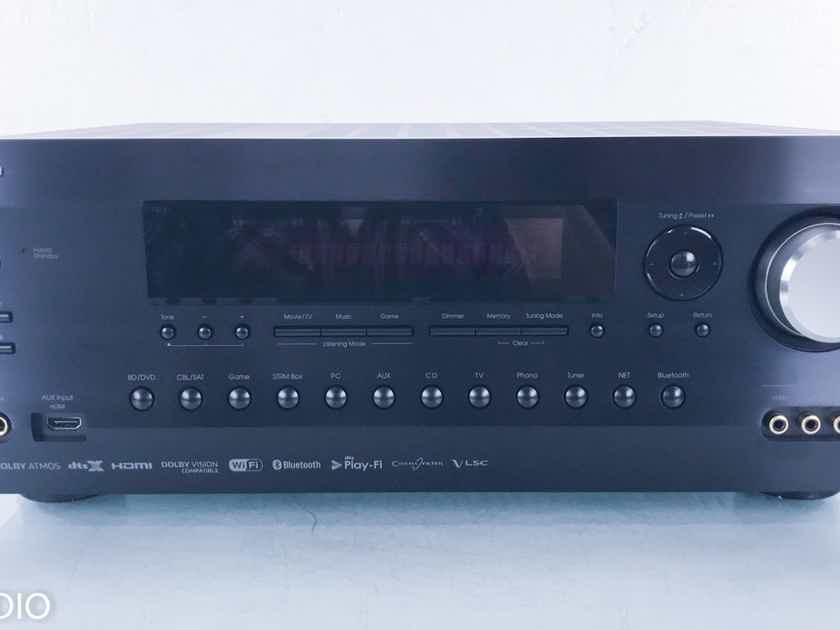 Integra DRX-3.1 7.2 Channel Home Theater Receiver DRX3.1; Remote (15314)