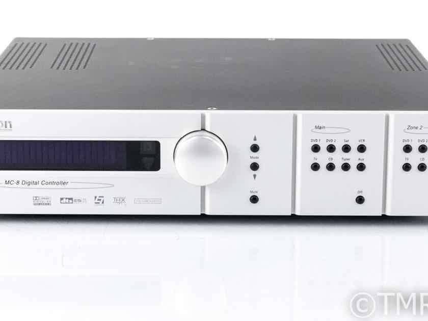 Lexicon MC-8 7.1 Channel Home Theater Processor; MC8; Remote (21976)