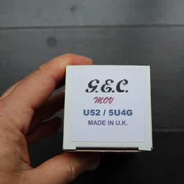 GEC  U52 Rectifier - Strong