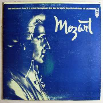 MOZART - Violin Concerto No. 5 In A Major -unkwon date ...