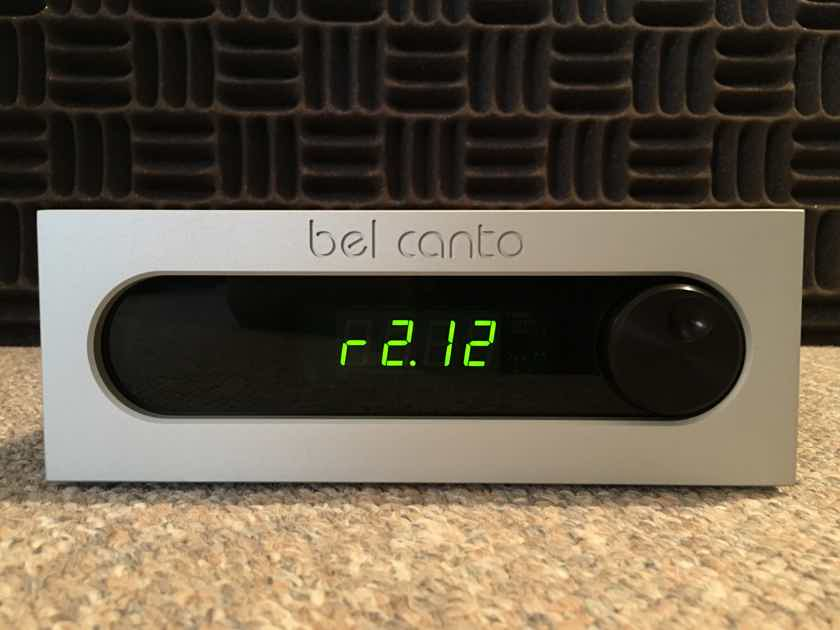 Bel Canto Design DAC-3 24/192 D/A Converter