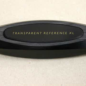 Transparent Audio Reference Balanced