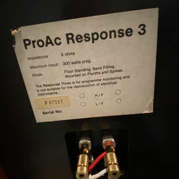 ProAc Response 3