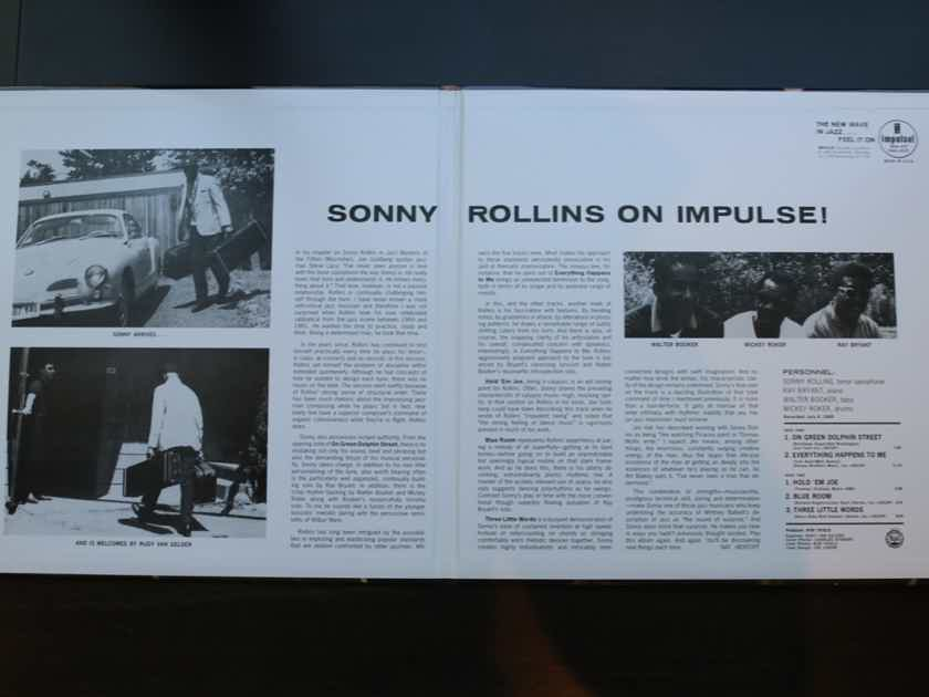 Sonny Rollins On Impulse - Limited Ed. - Analogue Productions
