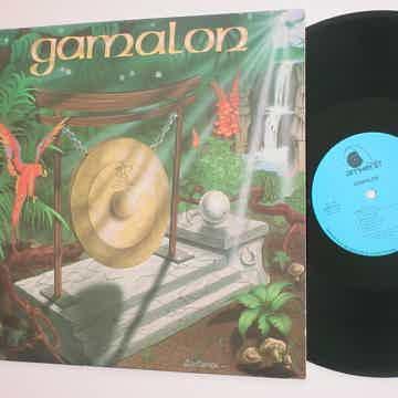Gamalon lp record jAZZ fUSION Amherst 1987  AMH-3318