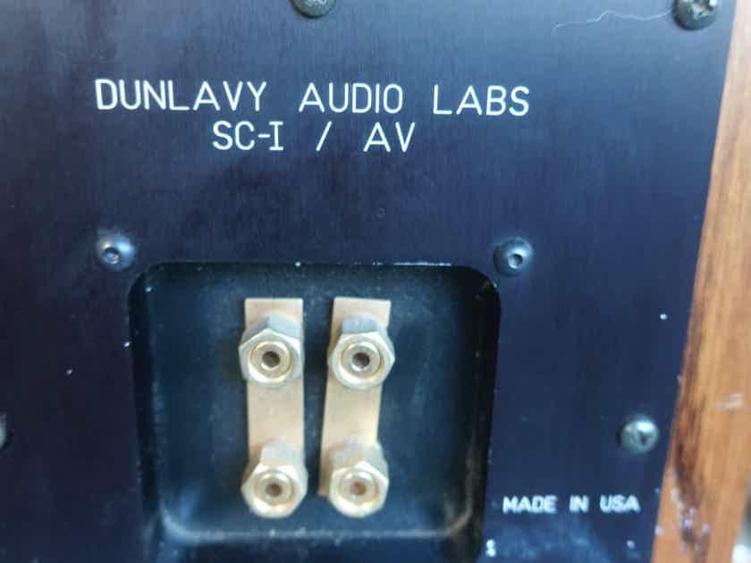 Dunlavy Audio Labs SC-I av in Oak