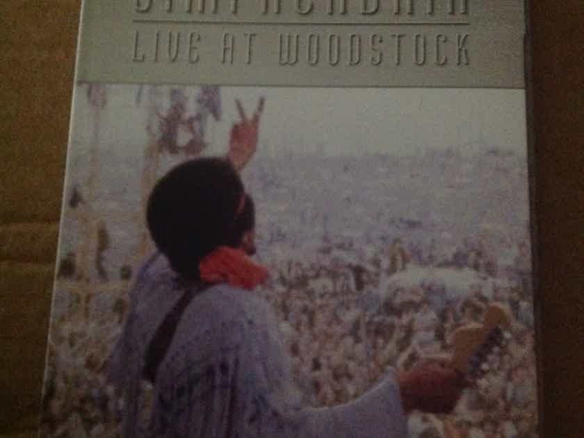Jimi Hendrix - Live At Woodstock  2 Dvd Set Region 1
