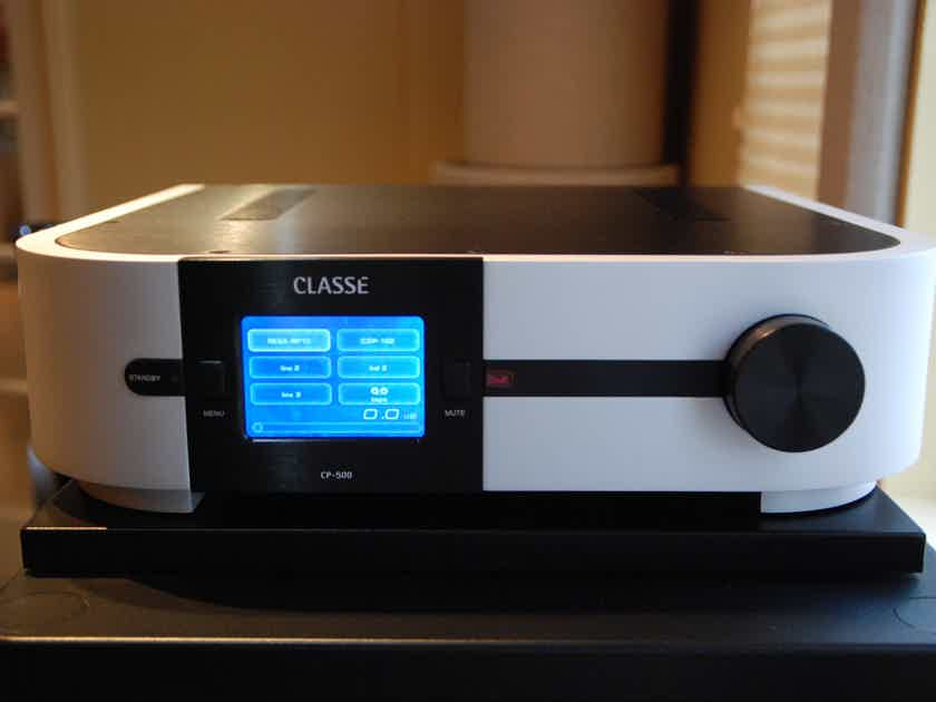 Classe CP-500 One owner. Excellent condition. Priced to sell.