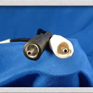 Silver Braid W/Silver Teflon Rca