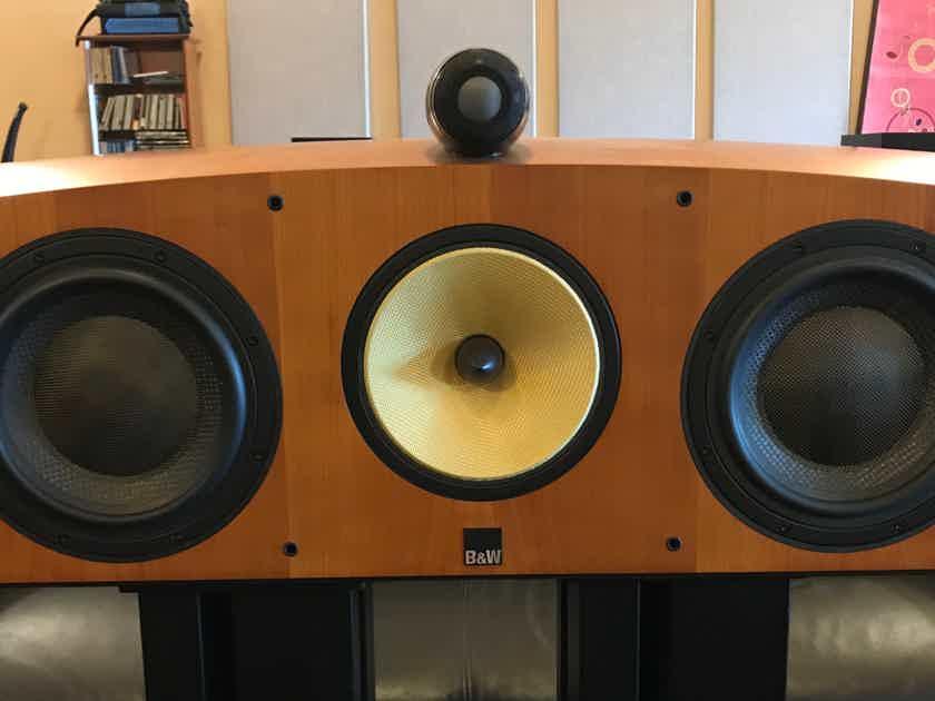 B&W HTM2D (Bowers&Wilkens) center channel speaker