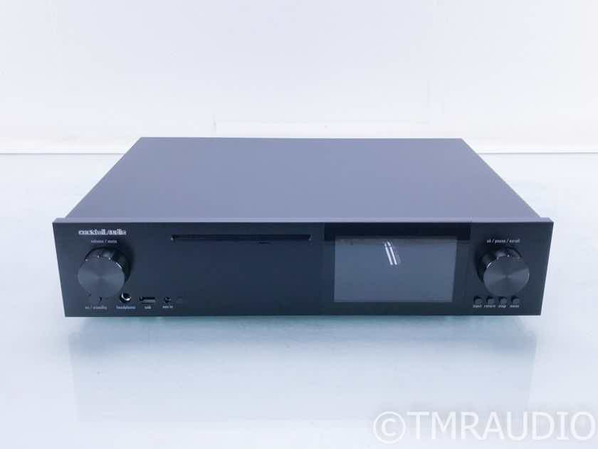 Cocktail Audio CA-X40 DSD HD Network Server; CD Ripper; Refurbished w/ Warranty (16445)