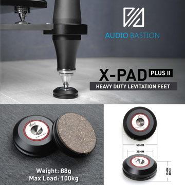 Audio Bastion X-PAD PLUS II