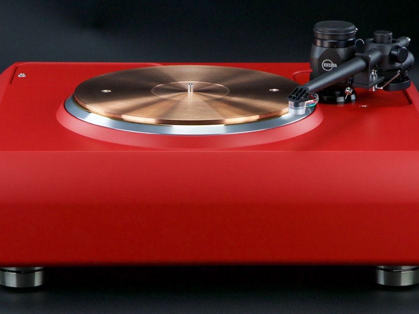 Technics Sp10Mk3 NGS Paramount Direct Drive  Ferrari Corsa Red