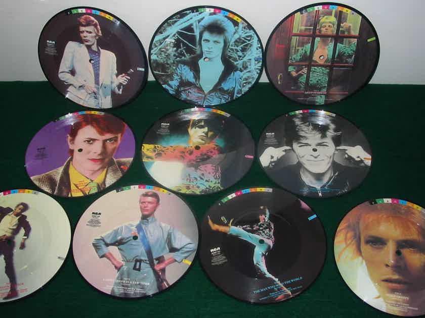 David Bowie Fashions
