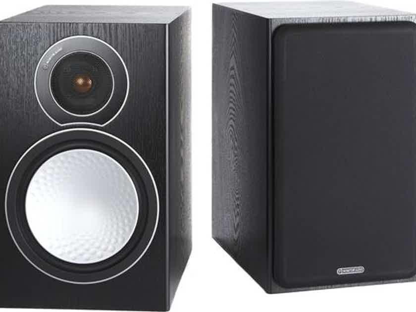 Monitor Audio Silver 1 Black Oak - DEMO
