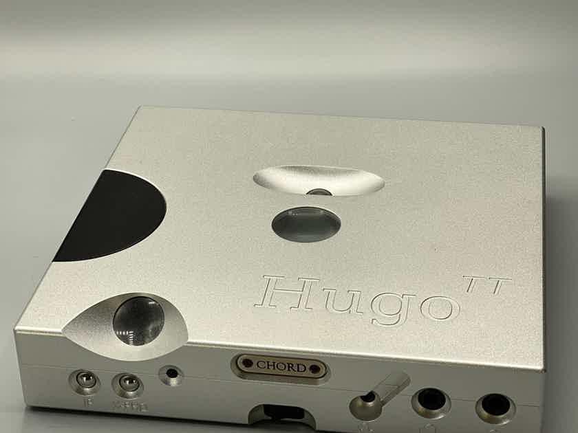 Chord Electronics Ltd. Hugo TT