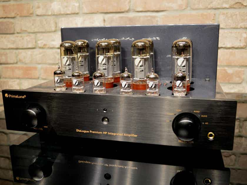 PrimaLuna Dialogue Premium HP Integrated - Stereophile Class A Rated