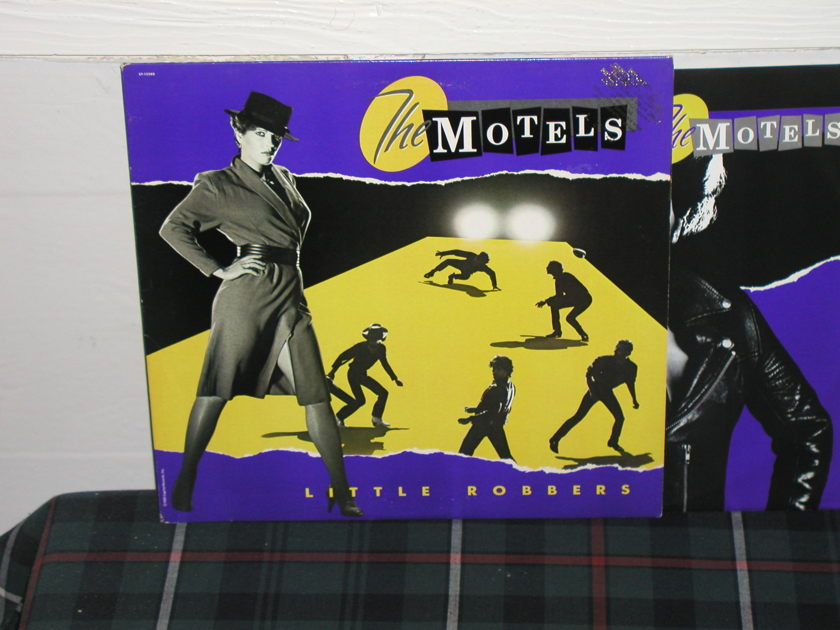 The Motels - Little Robbers Capitol Ltd. Ed.Promo on Quiex