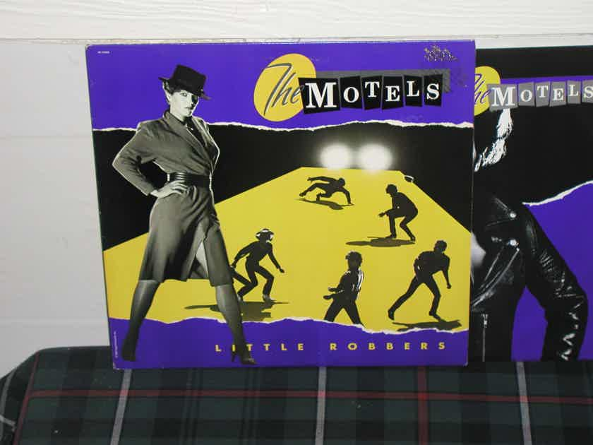 The Motels - Little Robbers Capitol Ltd. Ed.Promo on Quiex