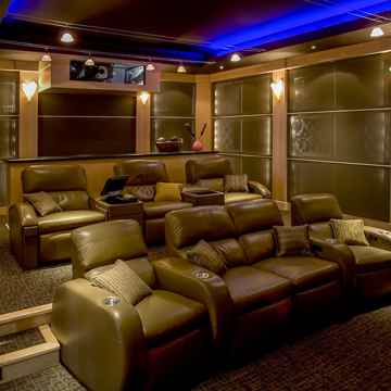 Genelec, Cineak Professional Home Theater