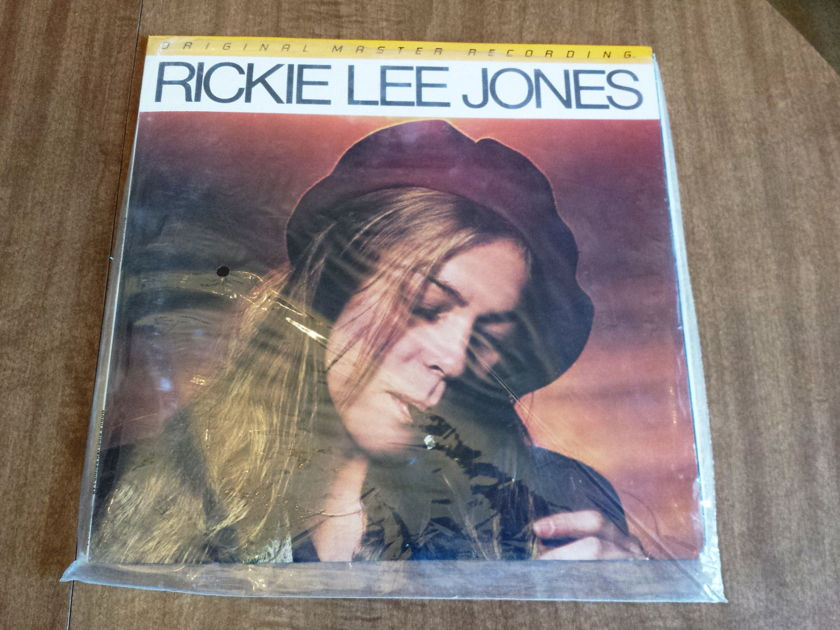 Rickie Lee Jones - Rickie Lee Jones NEVER PLAYED MFSL 1-089 MOBILE FIDELITY