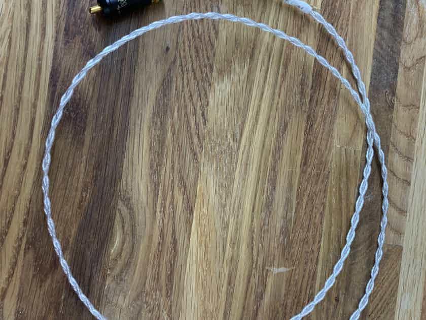 Kimber Kable KCAG w/ WBT-0147 RCA Connectors