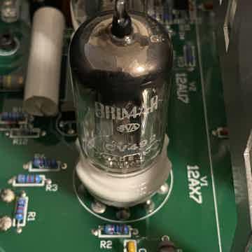 Linear Tube Audio Ultralinear Power Amplifier