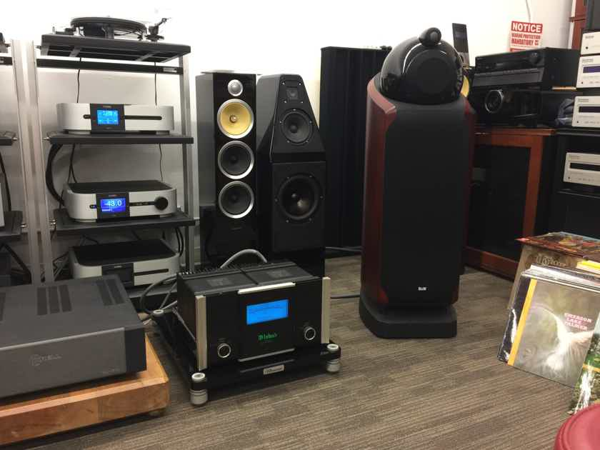 McIntosh  MC-501 Monoblock Amplifiers (2) near San Francisco...................