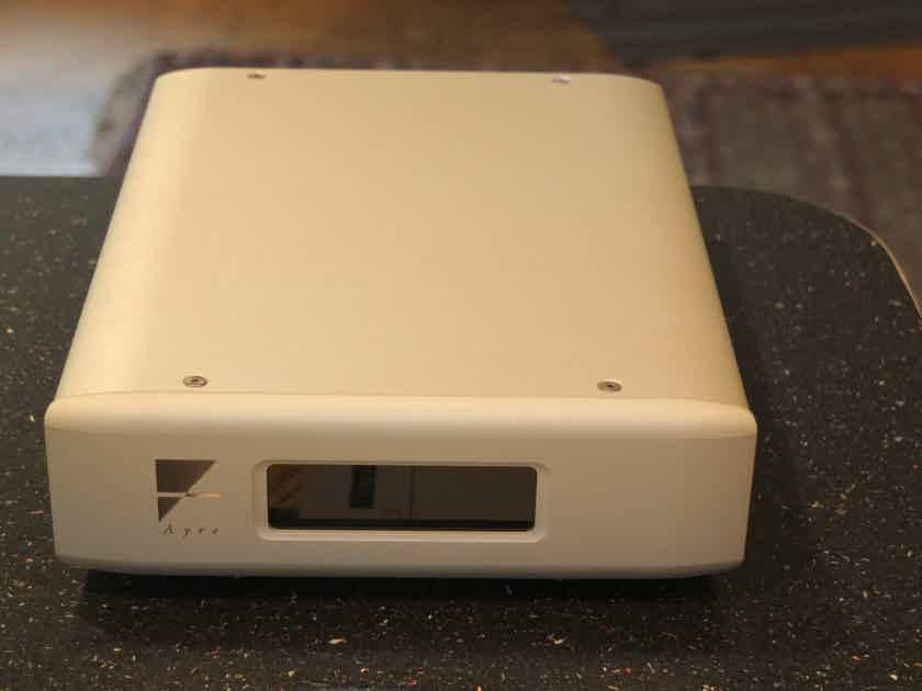 Ayre Acoustics QB-9 USB DAC in Silver